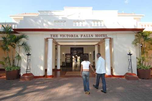 Africazimtravel Victoria Falls Hotel, Victoria Falls, Zimbabwe, Zimbabwe bed and breakfasts and hotels